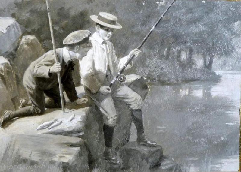 Percy Tarrant, Off to Fish