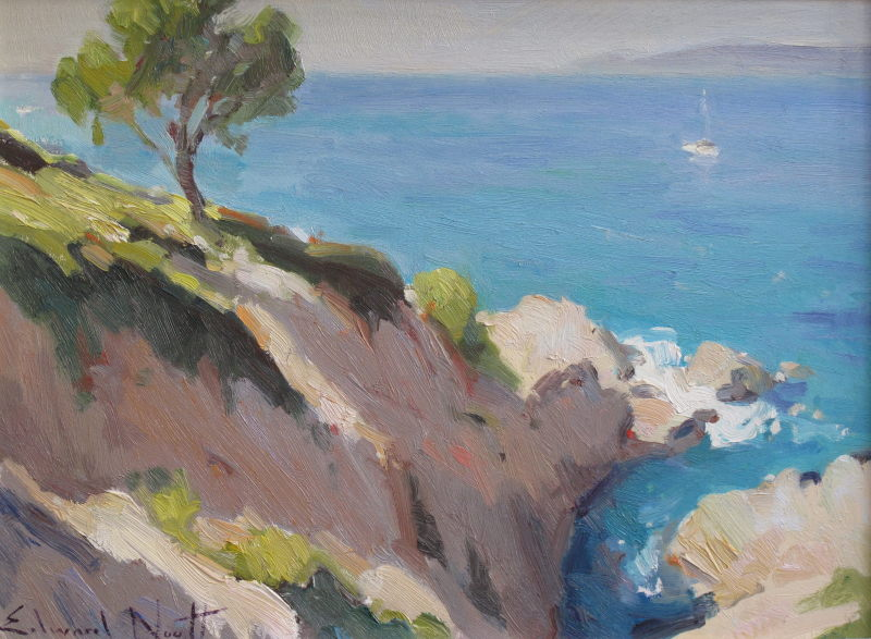 Edward Noott RBSA, Cote D'Azur