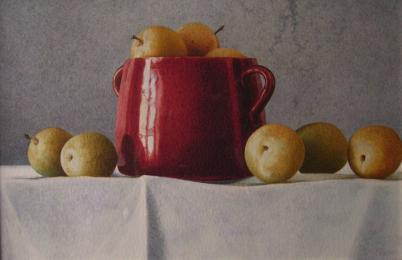 Nigel Ashcroft, Greengage pot