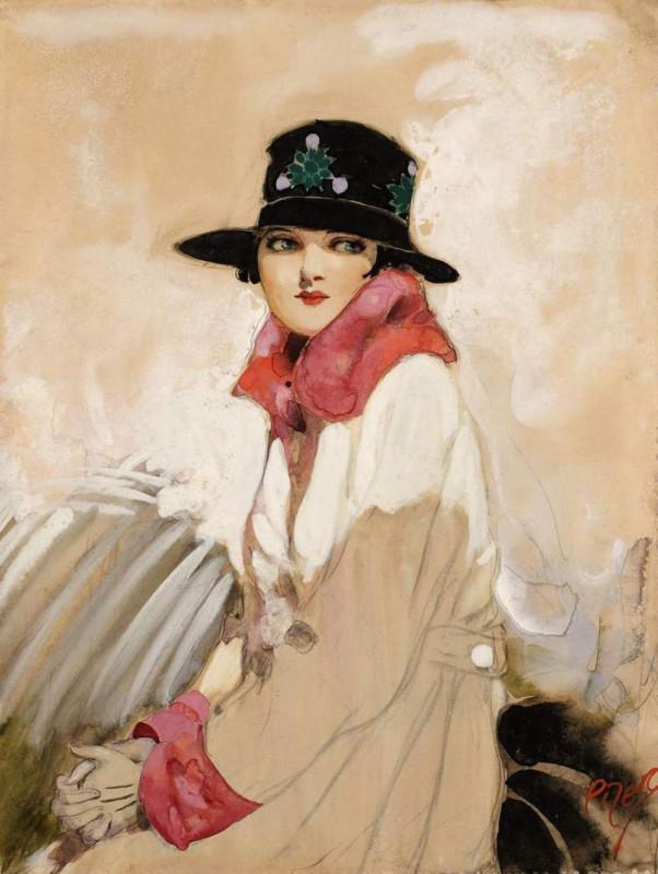 Herbert Pizer, The Black Hat