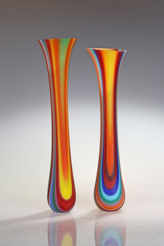 Ruth Shelley, Strips & stripes mini tall 018