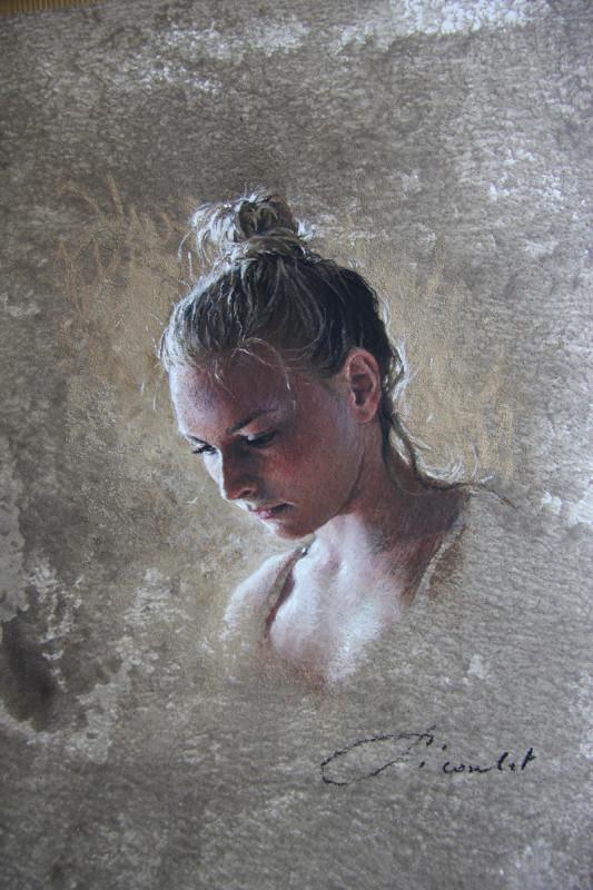 Nathalie Picoulet, The little chignon