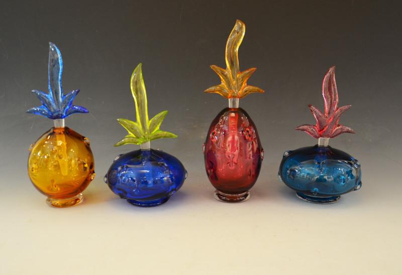 Bob Crooks, Pineapple scent bottles