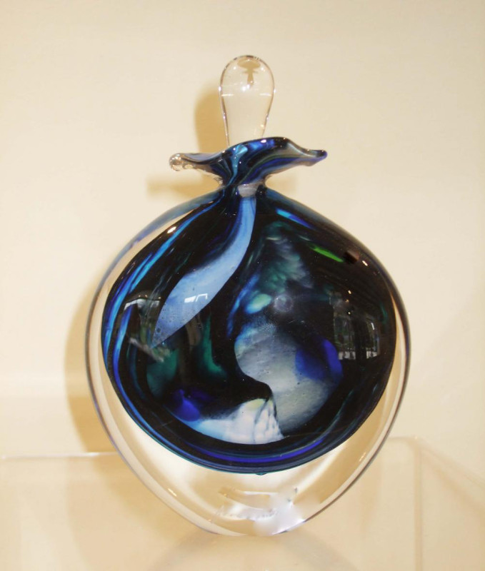 Peter Layton, Georgia - Perfume bottle