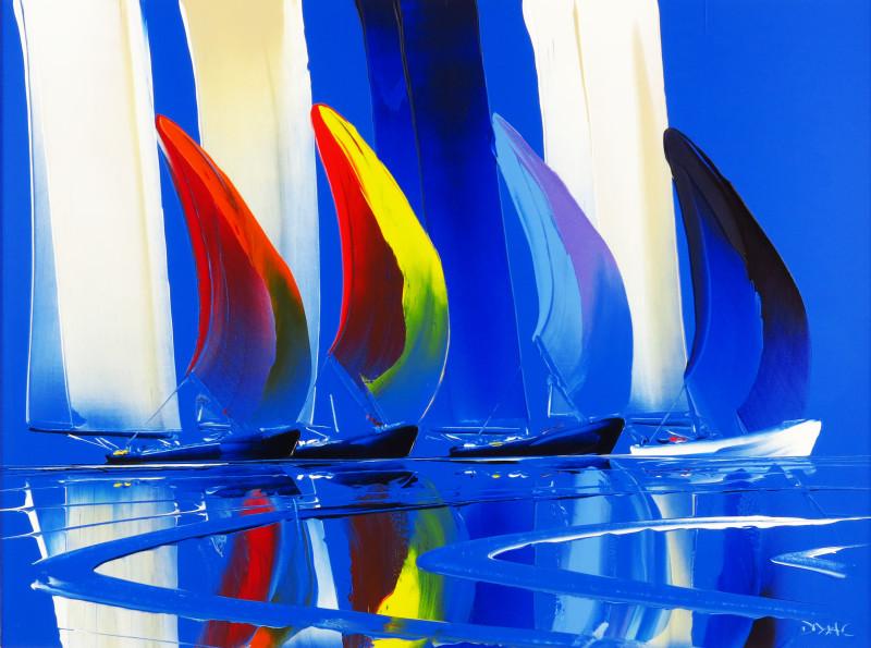Duncan MacGregor, Bright sails