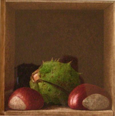 Nigel Ashcroft, Conker Box (unframed)