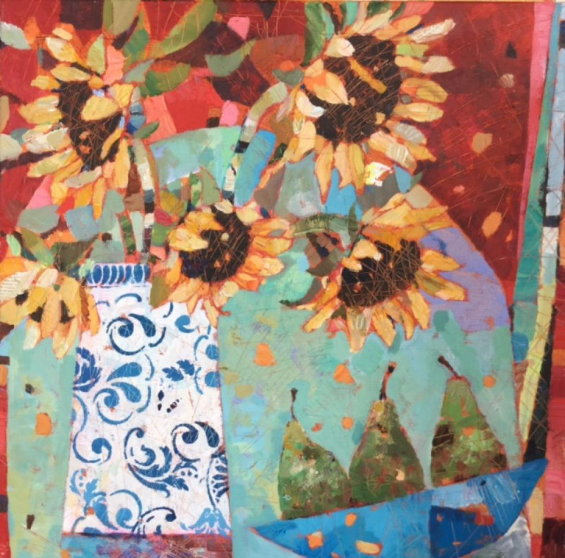 Sally Anne Fitter, Sunflowers