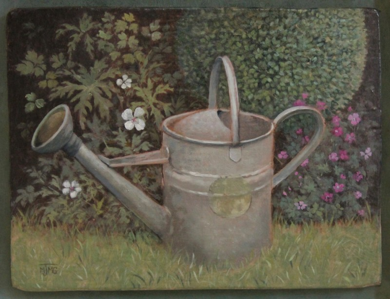 Marcelle Milo Gray, Watering can