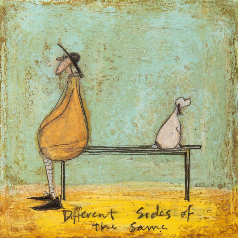 Sam Toft, Different sides of the same