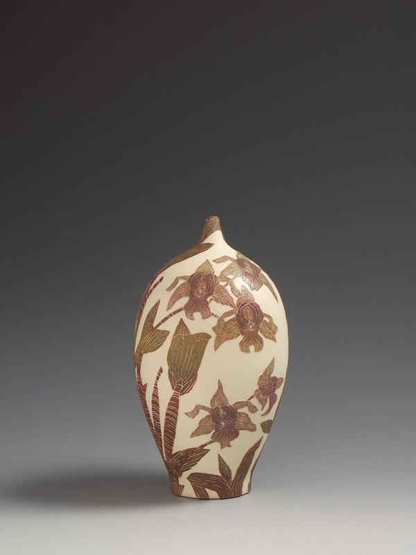 Tiffany Scull, Pastor Orchids vessel