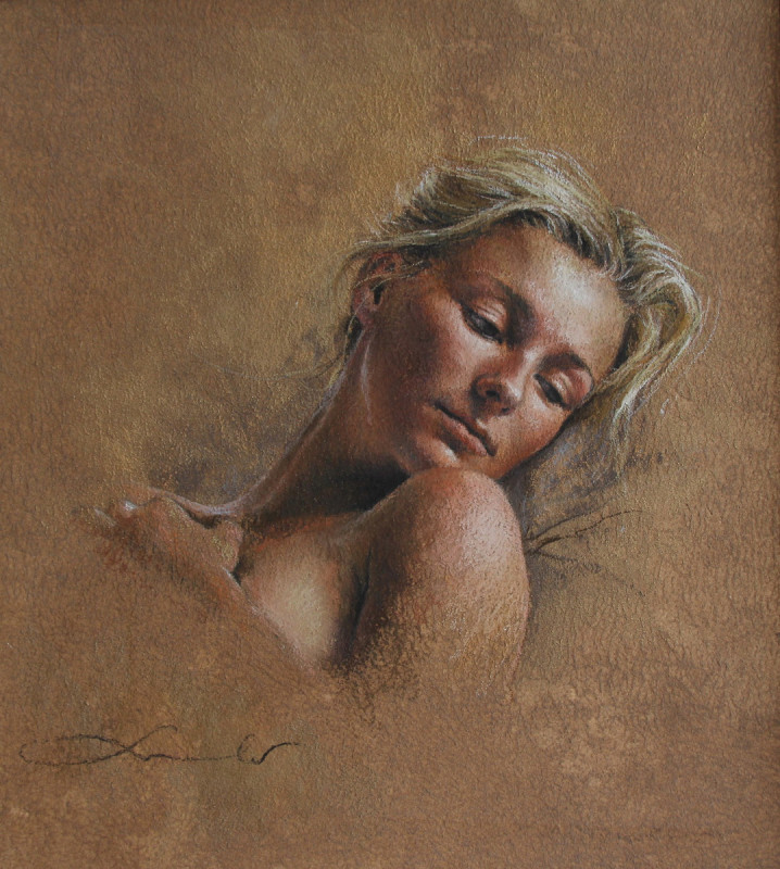 Nathalie Picoulet, Golden ochre