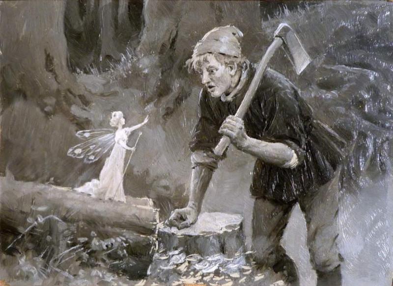 Percy Tarrant, The Three Wishes