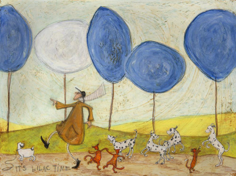 Sam Toft, It's lilac time