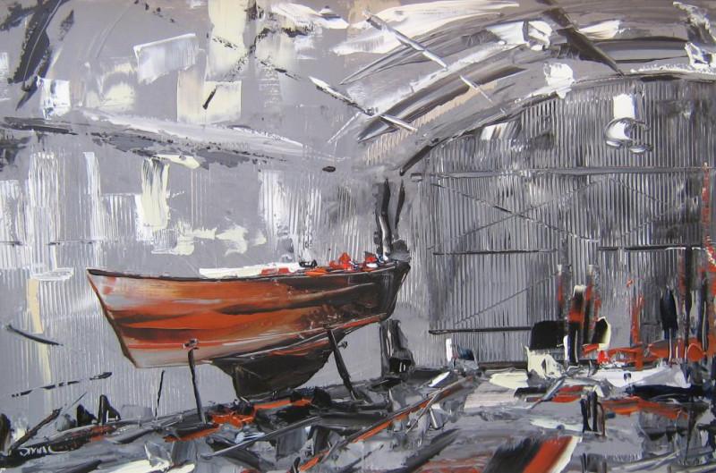 Duncan MacGregor, Boat building