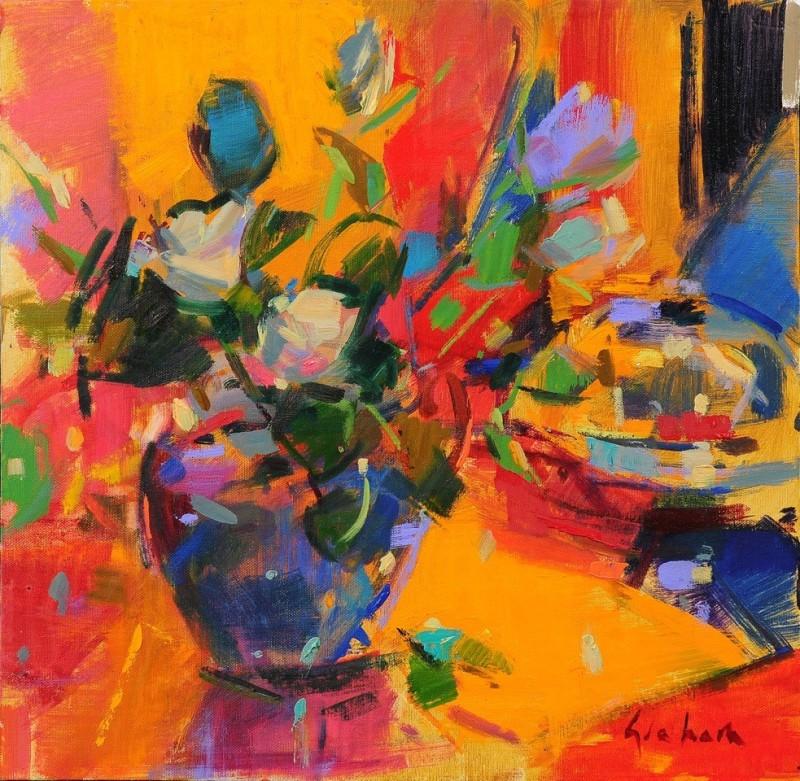 Peter Graham ROI, Morning roses