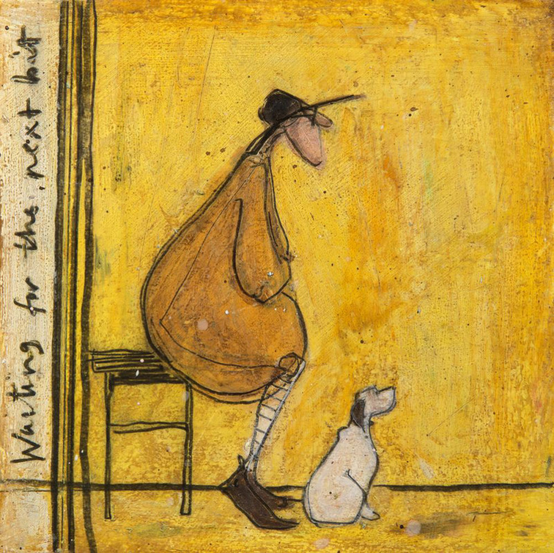 Sam Toft, Waiting for the next bit