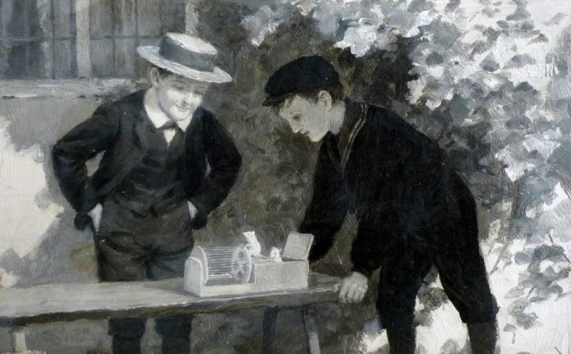 Percy Tarrant, The White Mice