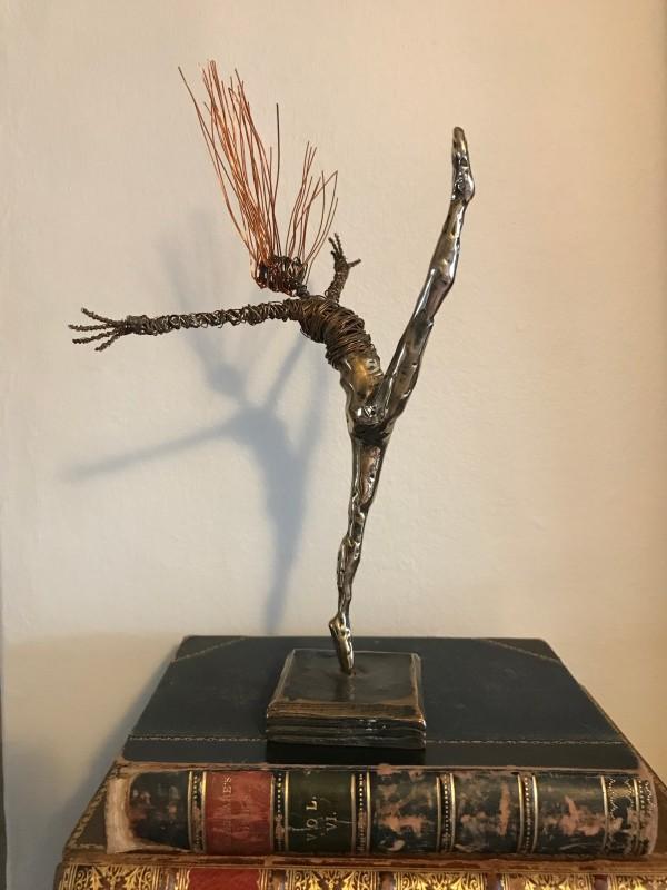 Rachel Ducker, Leg-kick bronze SOLD