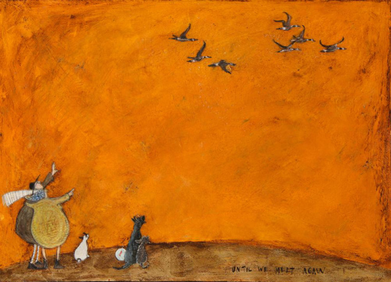 Sam Toft, Until we meet again SOLD