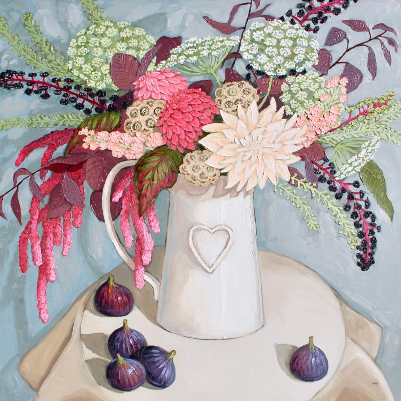 Halima Washington-Dixon, Autumn Blush SOLD