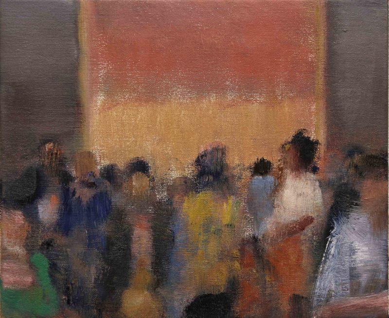 Simon Nicholas, Gallery Study 4