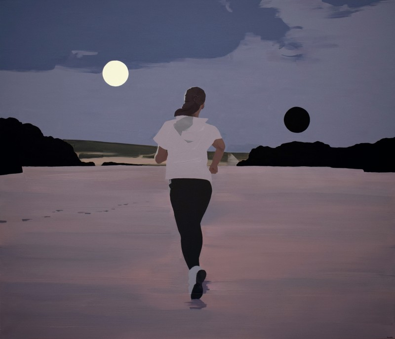 Jarek Puczel, Running Girl