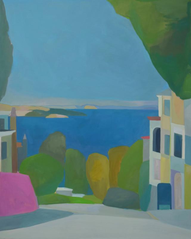 Karen Smidth, San Francisco Bay View, 2020