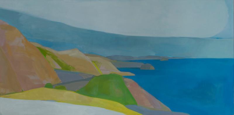 Karen Smidth, Pacific Edge, South Toward Bodega Bay