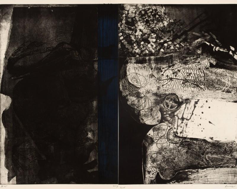 Mohammad Omar Khalil, Baby Blue, 1986-1997