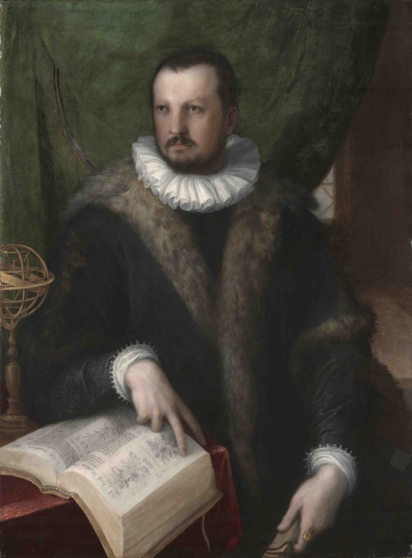 Francesco Morandini, called Il Poppi, Portrait of Francesco I de' Medici