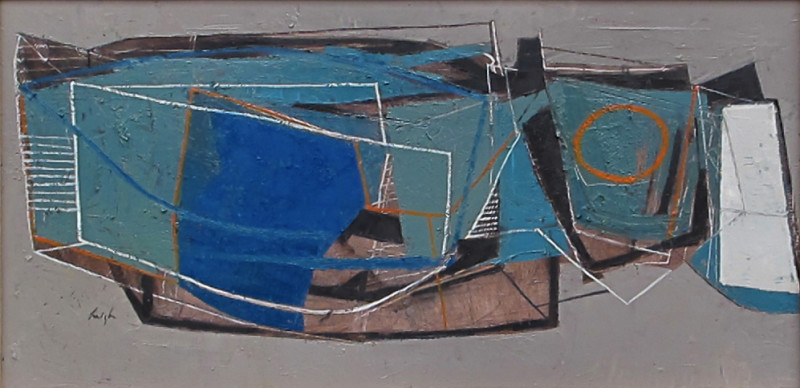 Leigh Davis, Retired Blue Boat, Scillies