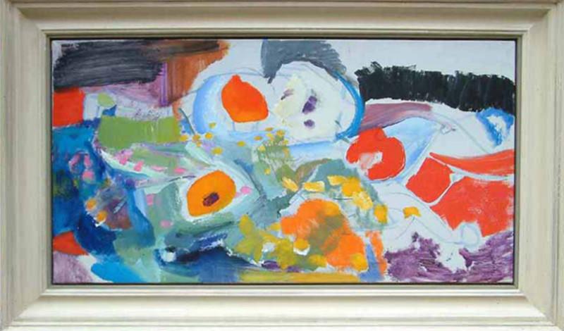 Ivon Hitchens, Poppy Summer