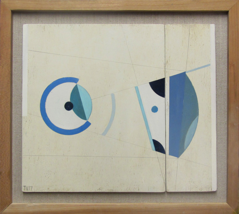 Tim Woolcock, Lunar Abstraction
