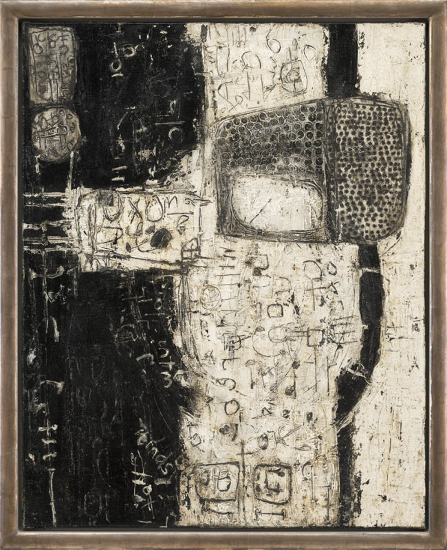 John Forrester, Mark Black Two 1961