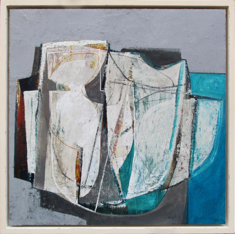 Leigh Davis, Facing the Sea, Composition No 3