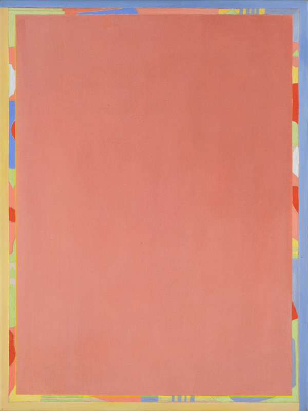 Gary Wragg, Salmon Pink Interior