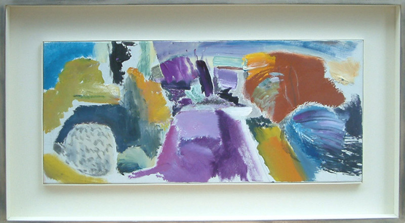 Ivon Hitchens, April Painting 1974