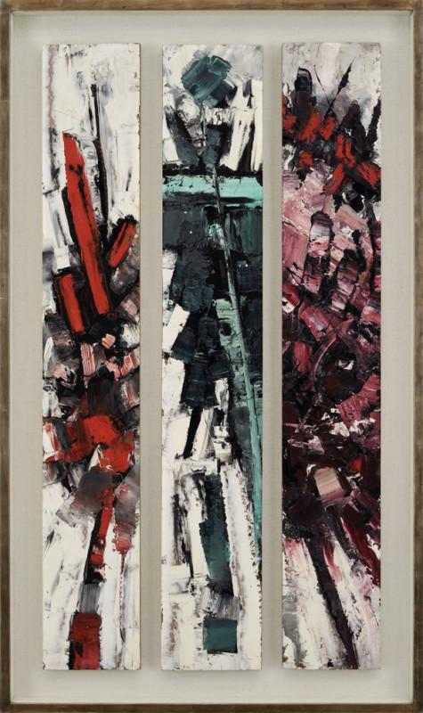 Frank Avray Wilson, Three Panels