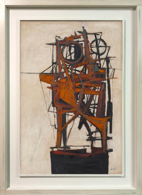 Leigh Davis, Pithead No 2 (Tower Colliery, Brecon Beacons)
