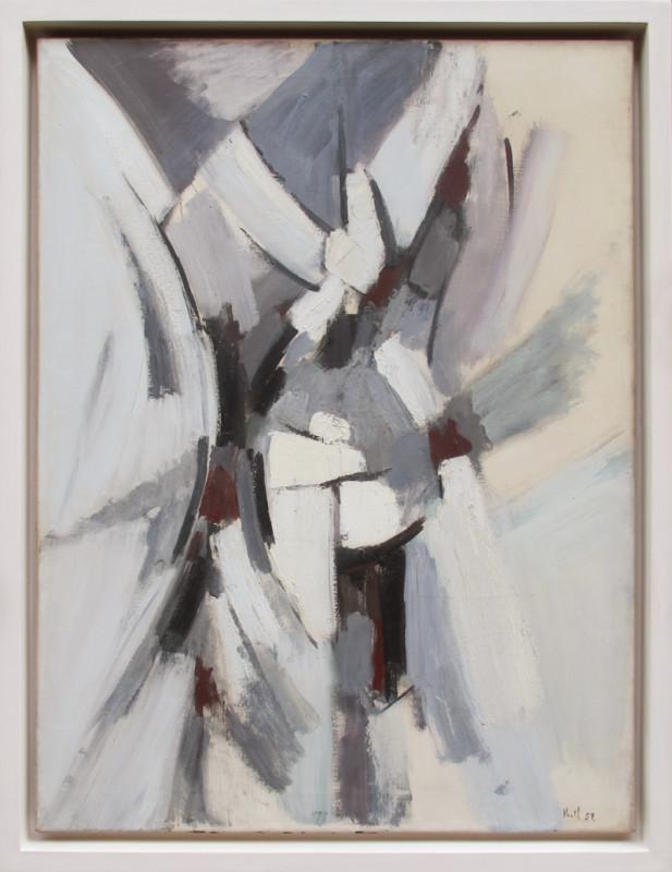 Adrian Heath, Painting 1959