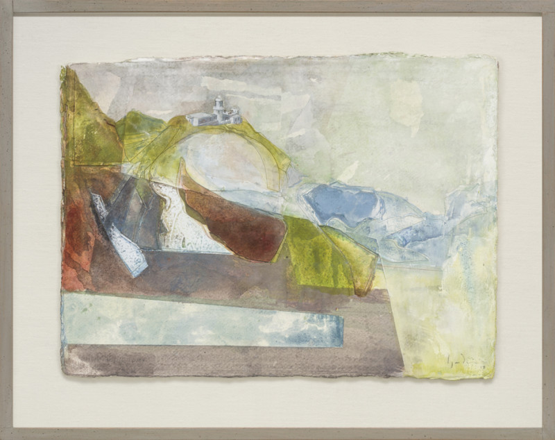 Jeremy Gardiner, Spring Morning, Lundy