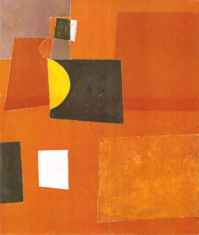 Adrian Heath, Composition
