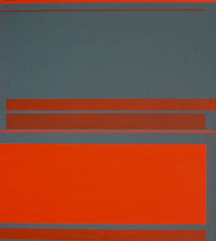 John Copnall, Reds with Grey