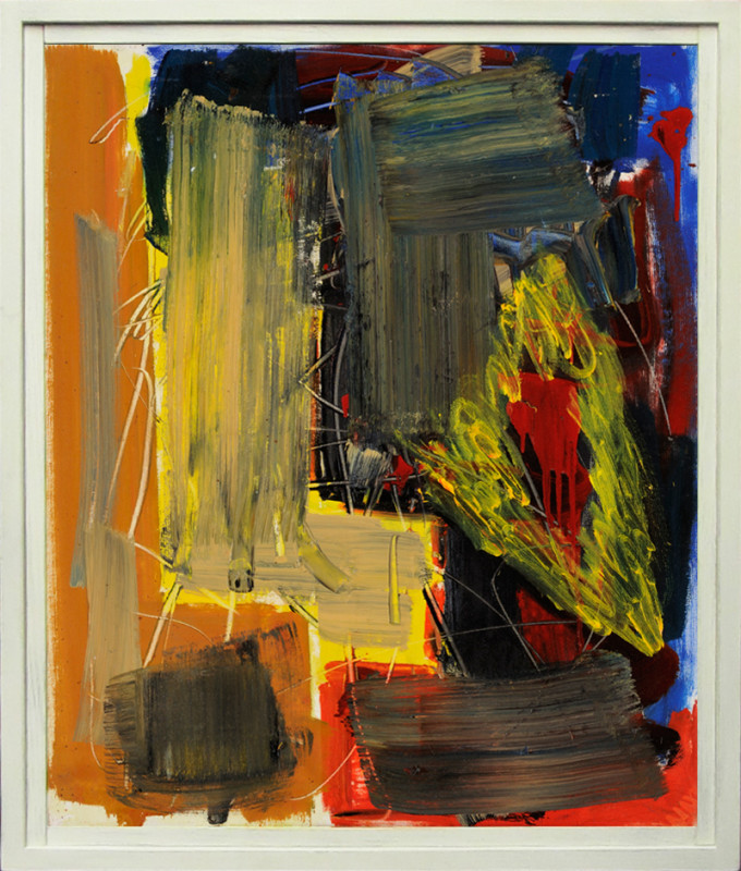 Gary Wragg, Yellow, Black and Red