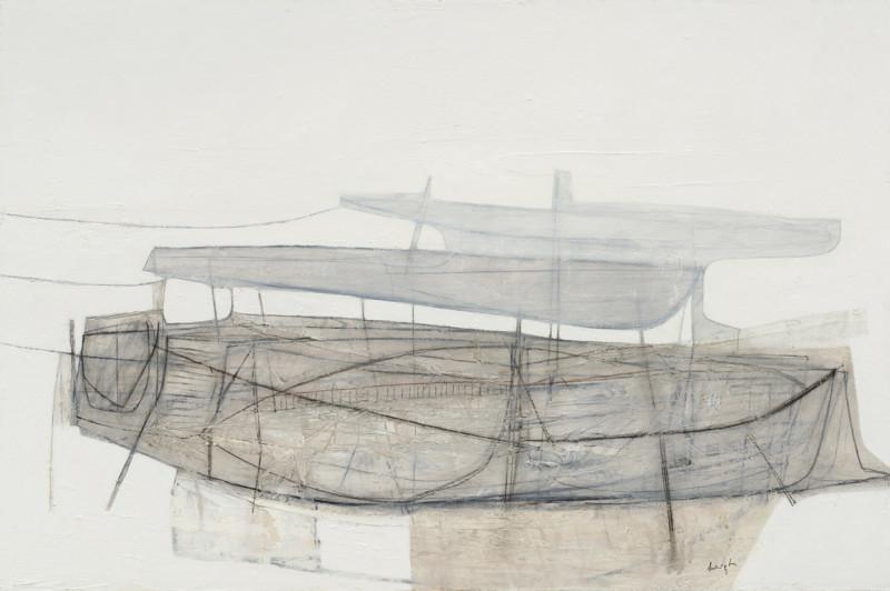 Leigh Davis, Cat 22 Newlyn Quay