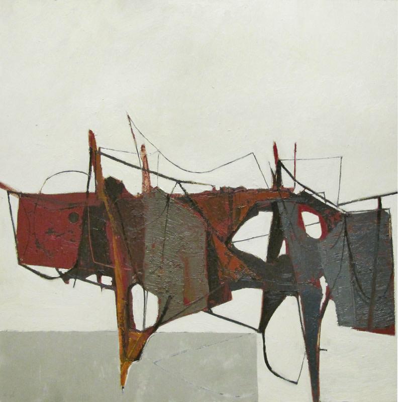 Leigh Davis, Corroded Machine