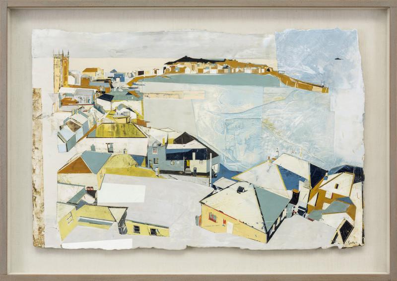 Jeremy Gardiner, Winter Morning, St. Ives Harbour, Cornwall
