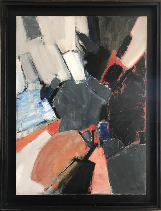 Adrian Heath, Composition 1958
