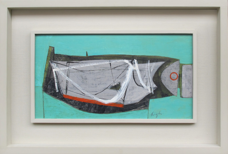Leigh Davis, Boat Remains No 2, St Mary's