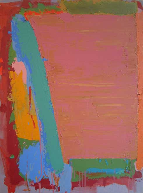 John Hoyland, Wager